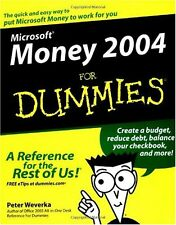 Microsoft Money 2004 For Dummies (For Dummies (Com
