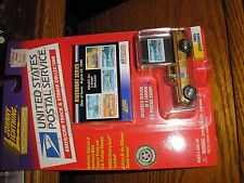 1/64 JL USPS Truck & Stamp Collection Riverboat Series 1960's Studebaker Pickup