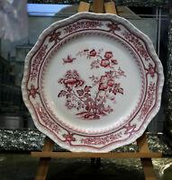 Collectible Vintage Mason's Manchu Big Ironstone Plate