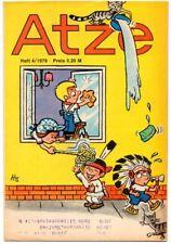 DDR ATZE Heft 4/1978 FDJ Verlag Junge Welt Fix und Fax *AZ73