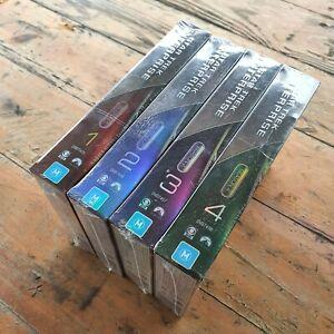 Star Trek Enterprise DVD Seasons 1-4 Collection Complete Series Region 4