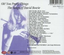 Oh! You Pretty Things: The Songs of David Bowie by Lou Reed, Lulu (CD, 2006) ACC