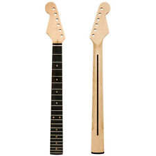Left Handed Lefty Neck for Electric Guitar Replacement Maple 22 Fret