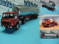 Truck camión camion camião Barreiros 4238T Espanha (1965-1969) Ixo/Altaya 1:43