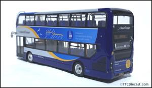 NORTHCORD UKBUS6520 ADL Enviro 400 Stagecoach South 700 Coastliner *LAST FEW*