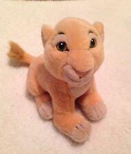 Lion King Nala Stuffed Toy Cuddly Teddy Bear Disney