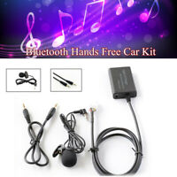 Bluetooth Handsfree Stereo AUX Digital Adapter Interface Fit For Toyota Lexus