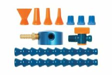 "Coolant Hose Magnetic Base Manifold Kit 12 Piece 1/4"" Hose Id High Quality 1/4"""