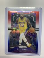 2019-20 Panini Prizm #129 LeBron James Red White Blue Lakers 🔥Gem Mint PSA 10?