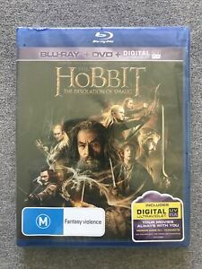Blu Ray Disc - THE HOBBIT THE DESOLATION OF SMAUG - BRAND NEW & SEALED