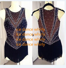 Custom Ice Skating Dresses/ Baton Twirling dress For Competition