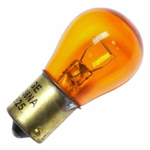 GM ACDelco 1156NA Genuine OEM Original Equipment Amber Turn Signal Light Bulb