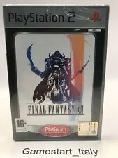 FINAL FANTASY XII 12 - PS2 - VIDEOGIOCO NUOVO SIGILLATO - NEW SEALED PAL VERSION