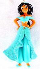 NEW! Disney Aladdin Jasmine Princess Figural Christmas Tree Ornament Holiday