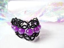 Karabinerverschluss-Perlen für besondere Anlässe-Modeschmuck-Armbänder