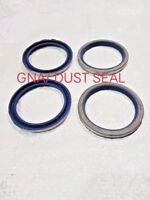 Jcb Parts Dust Seal & Pivot Pin Qty 4 Pcs. Part No. 40/303398