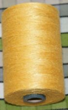 Unwaxed Yellow Bagpipe Hemp Practice chanter reeds pipe 50g roll