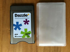 Dazzle 4 In 1 Card Adapter - Media SD - includes original sleeve