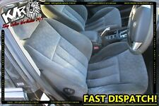 WK Statesman Velour Seats Front & Rear Fit WH WL Caprice Maybe VX VY VZ HSV KLR