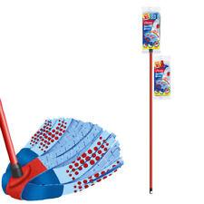 Vileda SuperMocio 3Action XL Mop & Handle Floor Cleaner + Extra Refill Head