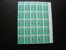 FRANCE - timbre de la liberation (lyon) yt n° 7 x25 n** (Z6) stamp french