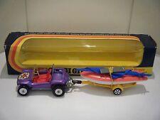 "Corgi No: 26 ""Beach Buggy & Sailing Boat Gift Set"" (2nd Issue/Boxed)"
