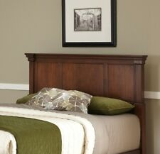 Rustic Cherry King / California King Size Headboard Headboards Bed Beds Bedroom
