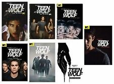 Teen Wolf Seasons 1-5 Part 1 and 2 DVD Complete Series 1 2 3 4 & 5 Part 1 & 2