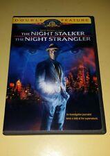 The Night Stalker/The Night Strangler (DVD, 2004)