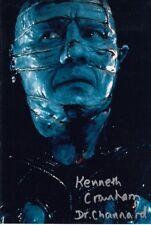 Kenneth Cranham signed autógrafo 20x30cm Hellraiser en persona Autograph Channard