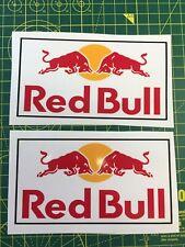 red bull  sticker / logo / emblem.