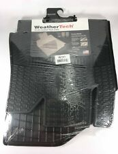 NEW WeatherTech Black W191 W192 Front & Rear All Weather Floor Mats Cadillac SRX