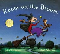 Room on the Broom by Julia Donaldson Book The Fast Free Shipping