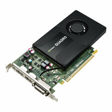 Carte video PCI Express NVIDIA QUADRO K2200 comme neuve (vendue nue)