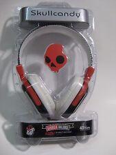 Skullcandy University Georgia Bulldogs Agent Headphones NCAA Black white College