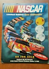 NASCAR  1997 Limited Edition COIN COLLECTION ALL 25 COINS