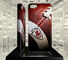 Coque rigide pour iPhone 5 5S Kansas City Chiefs NFL Team 03
