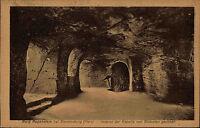 BLANKENBURG AK um 1910 Burg Regenstein Inneres Kapelle alte Postkarte ungelaufen