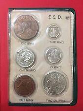 Australia Australian Pre Decimal coins set in BP Souvenir wallet UNC (3231852M2)