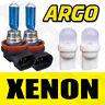 H11 711 XENON SUPER WHITE 55W FRONT FOG LIGHT 12V BULBS 501 LED T10 W5W 194 UK