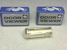 Door Viewer Peephole Brass (10) #0329