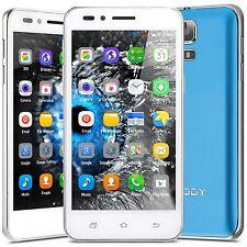 XGODY Unlocked 4.5'' QuadCore Smartphone Android GPS Mobile Phone 3G/2G DualSIM