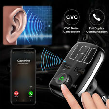 Bluetooth FM Transmitter KFZ Auto Radio USB Stick SD AUX Freisprecheinrichtung