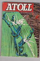 ATOLL n°7 - Archie le robot. 1967. petit format en TBE