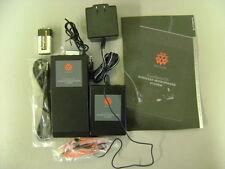 POLYCOM SOUNDSTATION EX 2201-00699-001 WIRELESS MICROPHONE SYSTEM & USER GUIDE