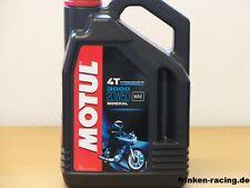 6,23€/l Motul 3000 SAE 20W-50  Motoröl 4 L