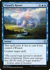 Wizard's Retort Dominaria Uncommon EN NM MTG