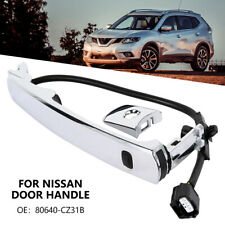 Front LH Outside Door Handle Smart Entry For Nissan Rogue 80640-CZ31B Free Ship