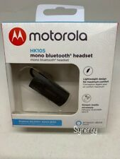 Motorola Bluetooth Mono Hk105 Headset Black