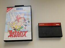 Asterix Sega Master System in OVP